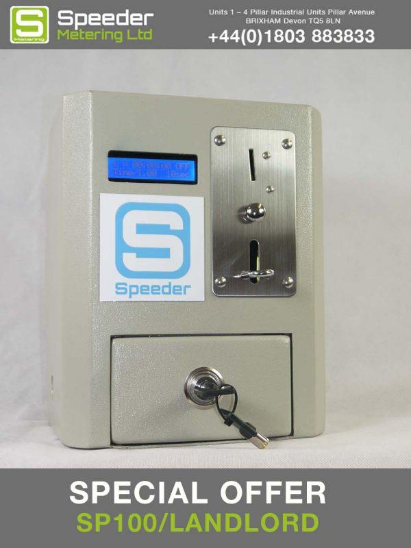SP100/LANDLORD Coin/Token Timer